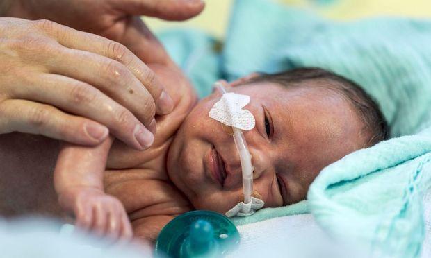 Unicef: 2,6 Millionen Babys im Jahr überleben ersten Lebensmonat nicht