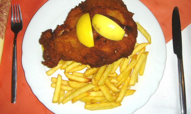 Zum Thema: Wiener Schnitzel