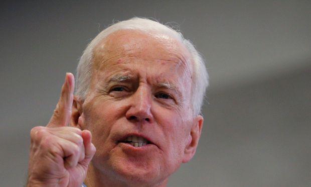 Joe Biden legt in Umfragen zu