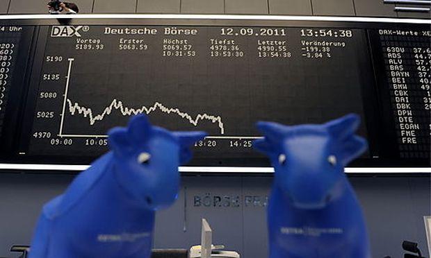 Börsen zeigen von der Finanzausschuss-Abstimmung kurzrfistig beeindruckt