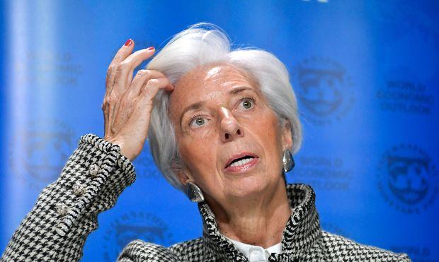 Christine Lagarde: Es wäre nicht klug, Kryptowährungen durchweg abzulehnen