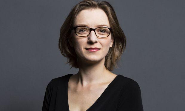 Die Philosophin Lisa Herzog.