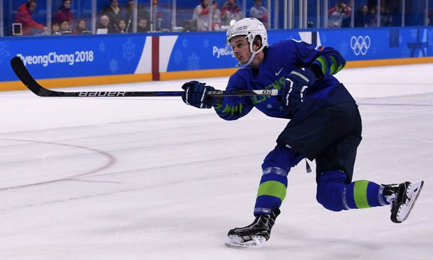 Positive Dopingprobe: Slowenischer Eishockeyspieler Jeglic verlässt Olympia