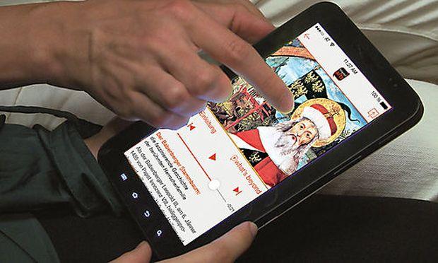 Beyondarts will mit einer App über Kunst hinaus