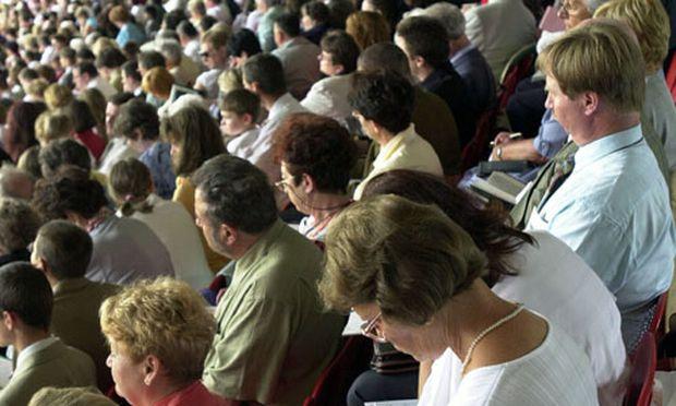 Kongress der Zeugen Jehovas im Jahr 2000