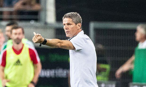 FUSSBALL TIPICO-BUNDESLIGA: SK RAPID WIEN - RED BULL SALZBURG