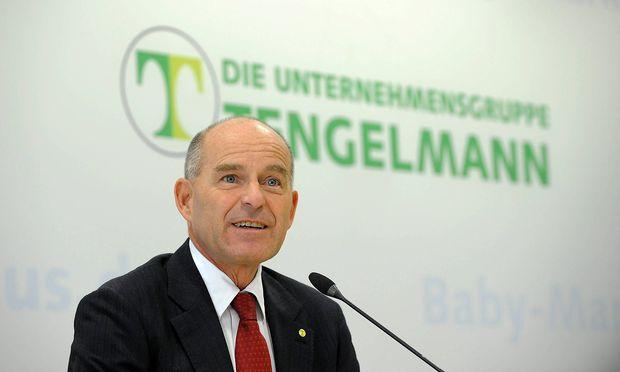 Im Ski-Urlaub Tengelmann-Chef Karl-Erivan Haub seit Samstag vermisst