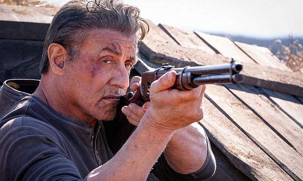 Sylvester Stallone spielt zum fünften Mal Rambo
