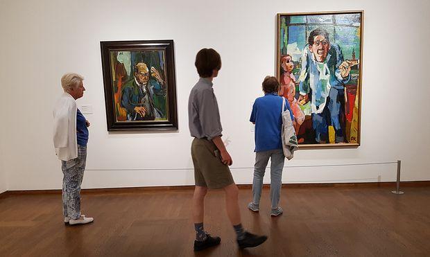 LEOPOLD MUSEUM: UMFASSENDE WIEN 1900-AUSSTELLUNG UM KOKOSCHKA-BEITRAG ERWEITERT