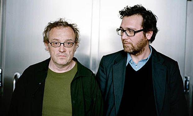 Josef Hader und David Schalko