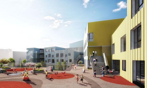 Neuer Campus Nordbahnhof