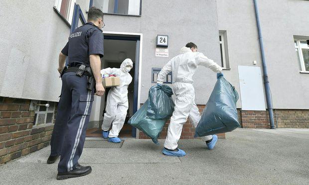 Die Frauen wurden erst am Dienstag dieser Woche gefunden. / Bild: APA/HANS KLAUS TECHT