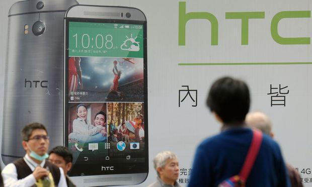 Google - Übernahme von HTC soll bekanntgegeben werden