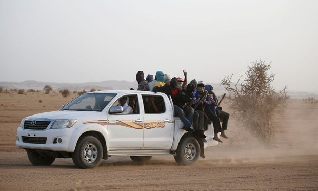 Afrikanische Union startet Evakuierungs-Aktion in Libyen
