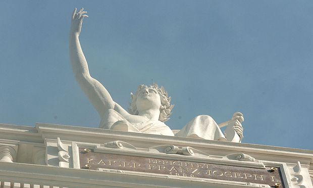 Burgtheater-Detail