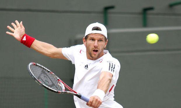 Jürgen Melzer träumt vom Doppeltitel in Wimbledon.
