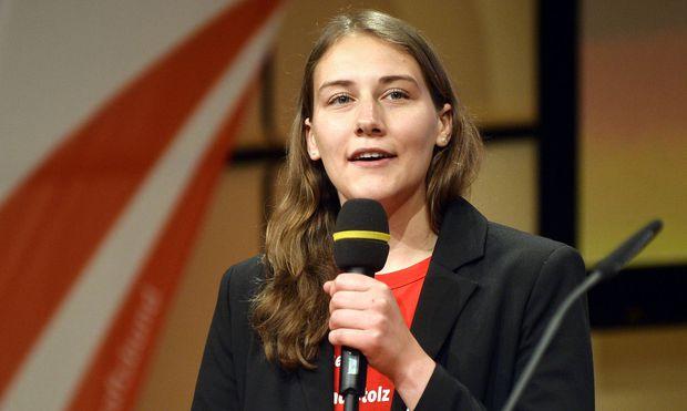 23-jährige Grazerin Susanne Hofer ist neue Vorsitzende der Gewerkschaftsjugend