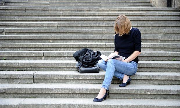 Gebildete lesen mehr, das Alter spielt bei der Verteilung kaum eine Rolle