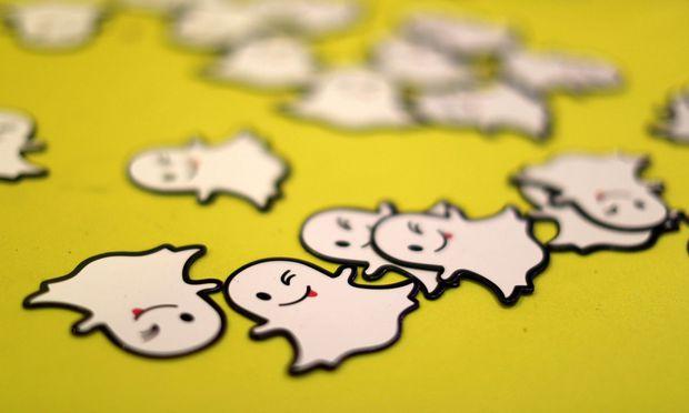Die Foto- und Video-App Snapchat hat mit schwindenden Nutzerzahlen zu kämpfen.