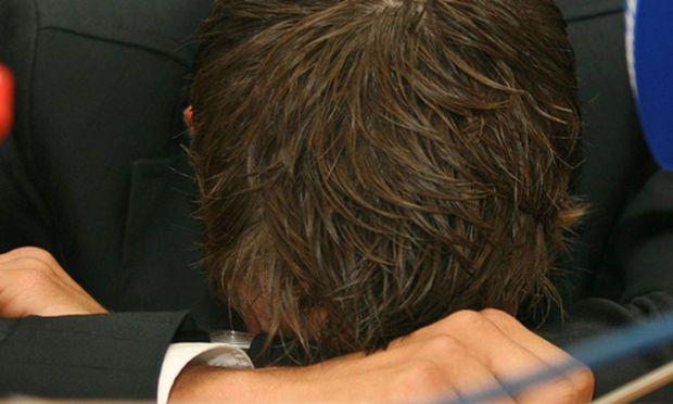Kohl bei der Pressekonferenz