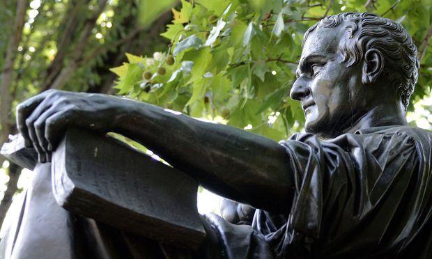 Auch mit den Medien stand Rousseau auf Kriegsfuß.
