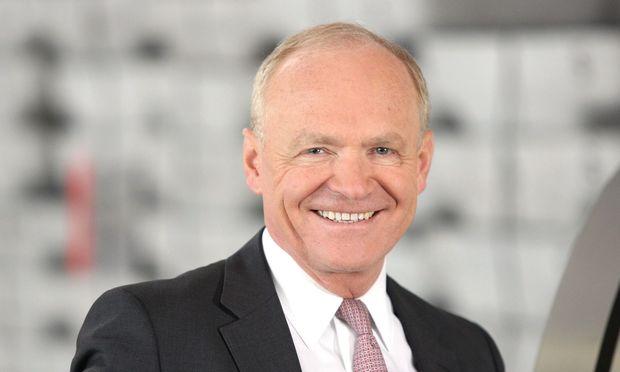 Amag-Chef Helmut Wieser