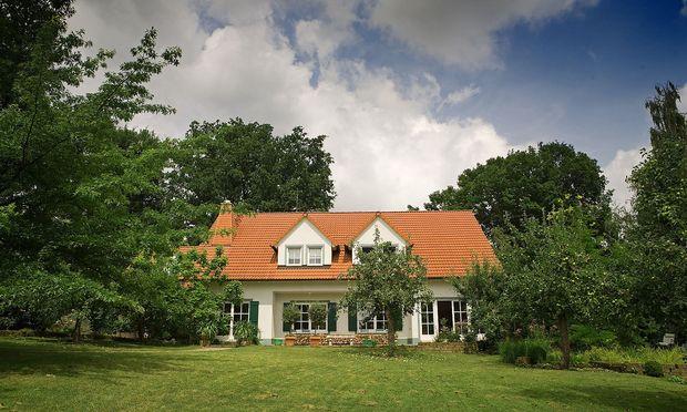 Teuerste Bundesländer bei EInfamilienhäusern: WIen vor Tirol, Salzburg und Vorarlberg