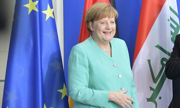 """Entscheidung nach EU-Wahl? Merkel: """"Das kann ich mit einem klaren Nein beantworten"""""""