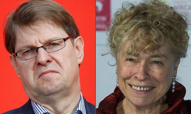 Stegner und Schwan wollen die SPD aus der Krise führen.