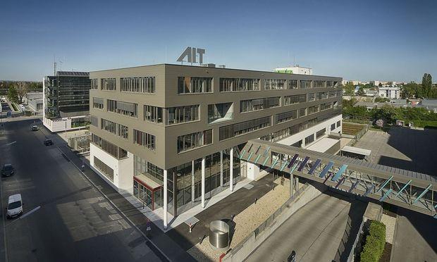 Neuer, zentraler Forschungsstandort des AIT in Wien Floridsdorf, Giefinggasse