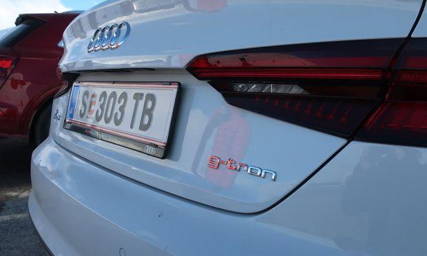 Audi A5 G-Tron, antrieben durch Erdgas