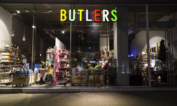 Einrichtungskette Butlers Nach Insolvenz Wieder Im Vorwärtsgang