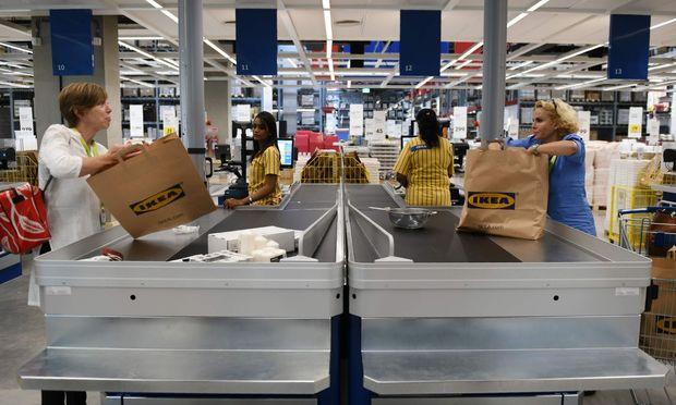 Ikea Kauft In Deutschland Gebrauchte Möbel Zurück Diepressecom