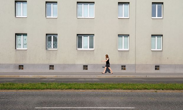 Knapper Wohnraum und eine stark wachsende Bevölkerung.