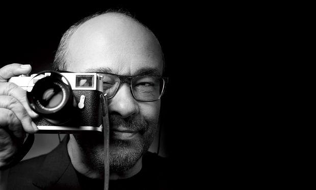 Uhren im Fokus: Leica-Mehrheitseigentümer Andreas Kaufmann.