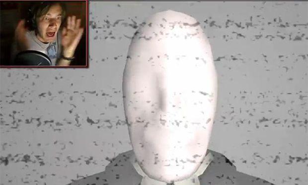 Slender HorrorSpiel fesselt YouTubeNutzer