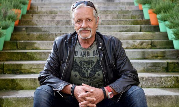 Verabschiedet sich mit einem Album und einer Tournee: Thomas Spitzer.