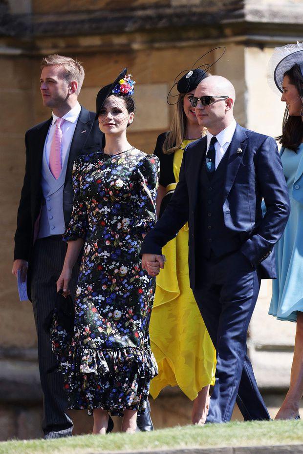 Ankunft Die Gaste Der Royal Wedding Diepresse Com