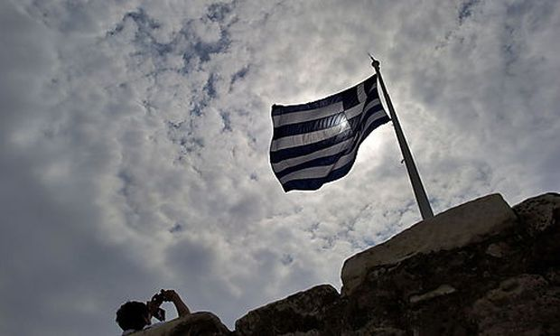 FILE GREECE EU ECONOMY
