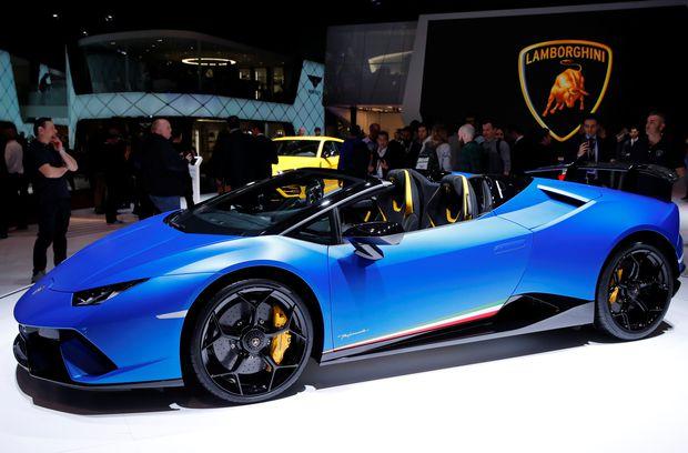 The 88th Geneva International Motor Show