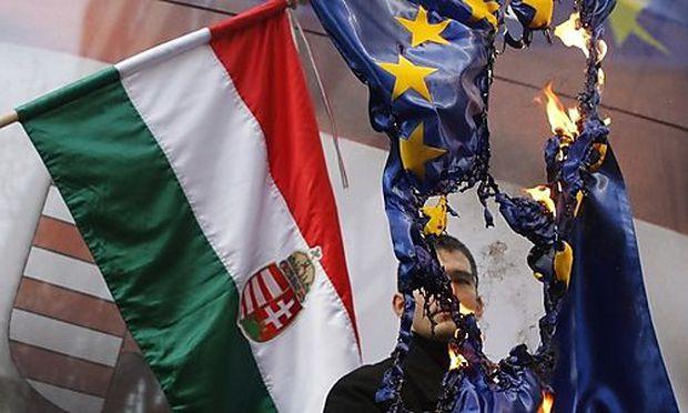 EU sperrt Ungarn 500-Millionen-Förderung