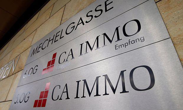 Symbolbild CA Immo