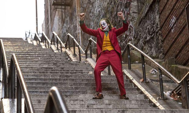 Joker als geschröpfter Wutbürger: Joaquin Phoenix im Film über die Entstehungsgeschichte von Batmans Erzfeind.