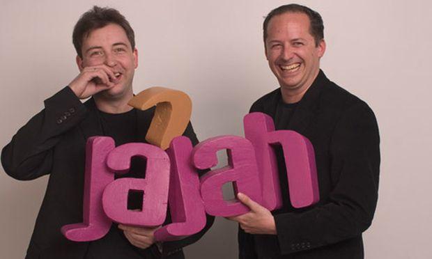 Roman Scharf und Daniel Mattes.