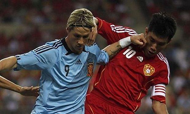 Spanien gegen China