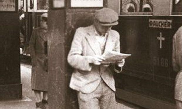 Robert Seethaler alte Freud