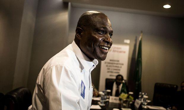 Martin Fayulu will das Wahlergebnis anfechten