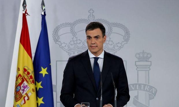 Der neue Premierminister Sanchez Spaniens möchte auch den Opfern des Franco-Regimes eine würdevolle Beisetzung ermöglichen.  / Bild: Reuters