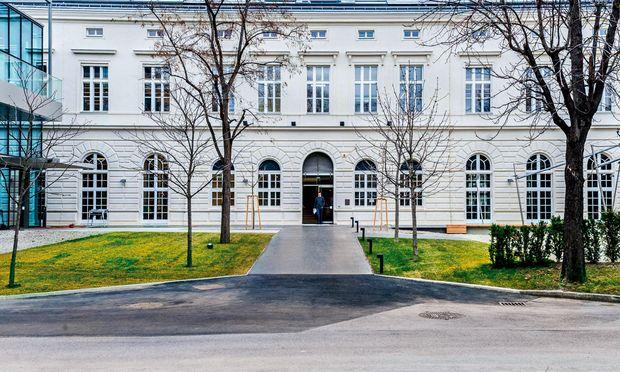 Die Wiener Musikuniversität mdw.
