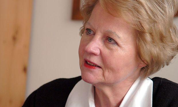 Brigitte Hamann (Archivbild aus dem Jahr 2006)
